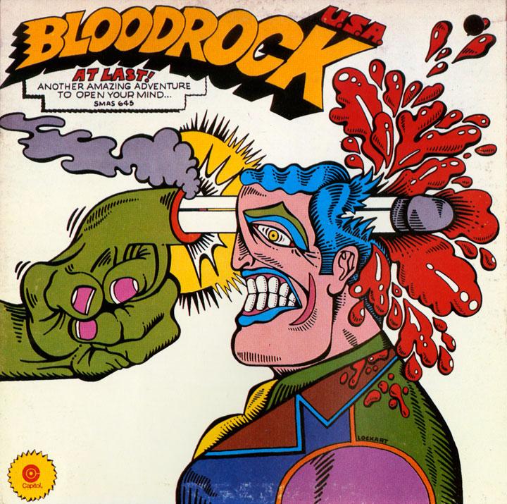 Bloodrock - Live