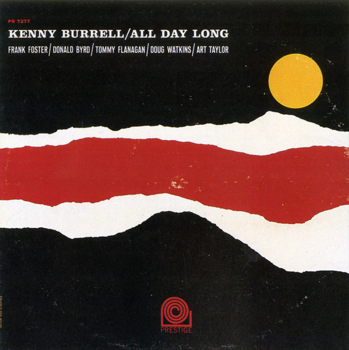 All Day Long Kenny Burrell